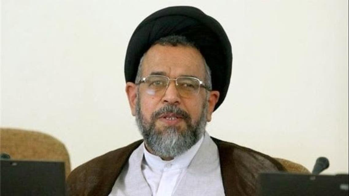 محمود علوي وزيرالاستخبارات الايراني