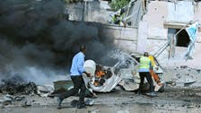 Toll from twin bomb attack in Somalia rises to 15