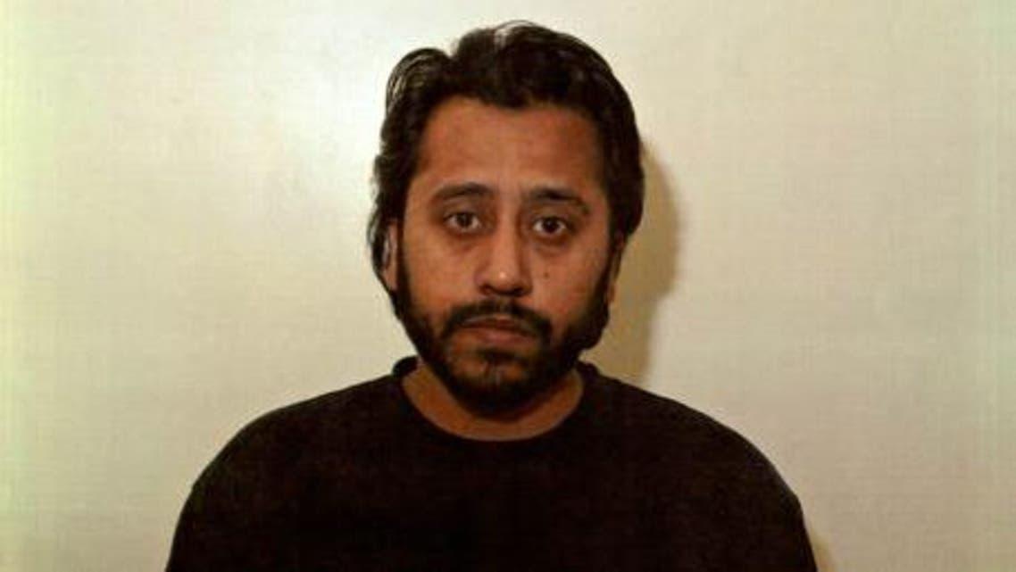 Mashudur Choudhury  Photograph: Thames Valley Police