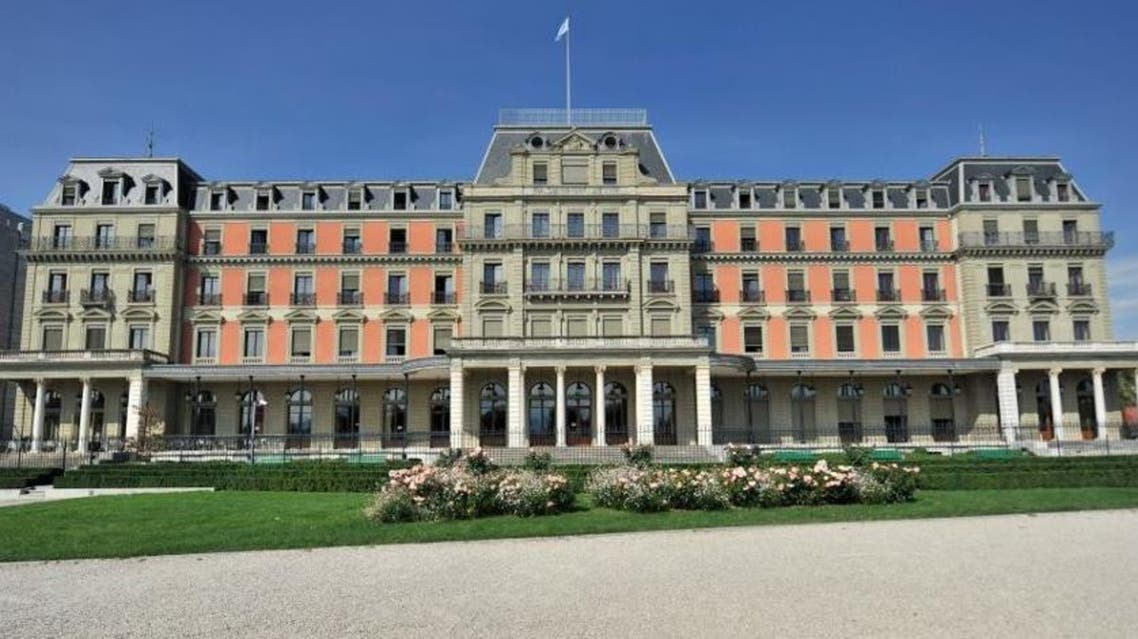 The Office of the High Commissioner for Human Rights (OHCHR) is headquartered in the historic Palais Wilson building in Geneva, Switzerland.  (Photo courtesy of Libertyandhumanity.org)