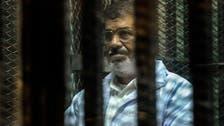 الحكم على مرسي في قضية التخابر 16 مايو المقبل