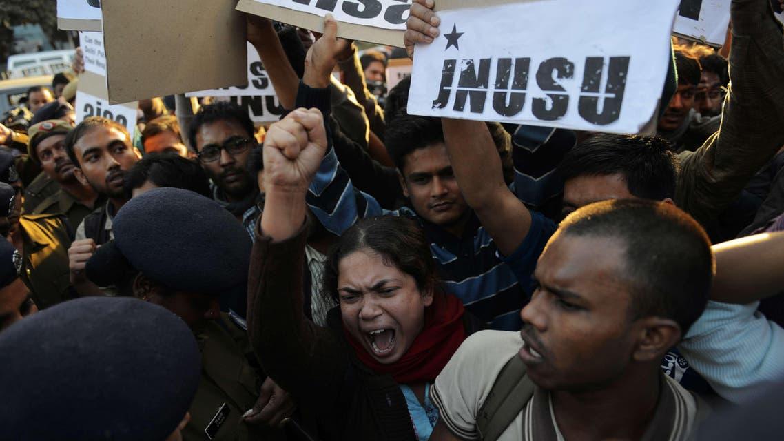Indian Uber rape AFP