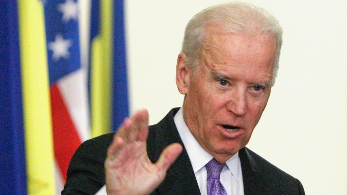 Biden urged that spats between the U.S. and Israel should not be allowed to overshadow relations. (File photo: Reuters)