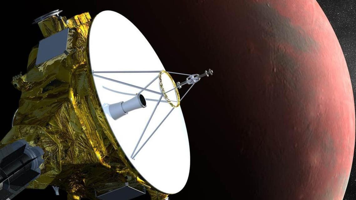 A pre-set alarm clock roused New Horizons from its electronic slumber at 3 p.m. EST