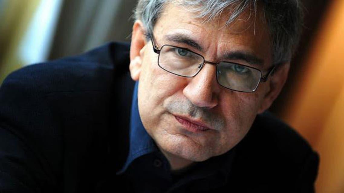 Turkish writer Orhan Pamuk