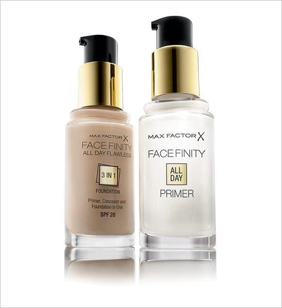 Face Finity Primer&Foundation