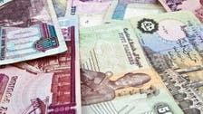 Egyptian pound steady at official auction, weaker on black market