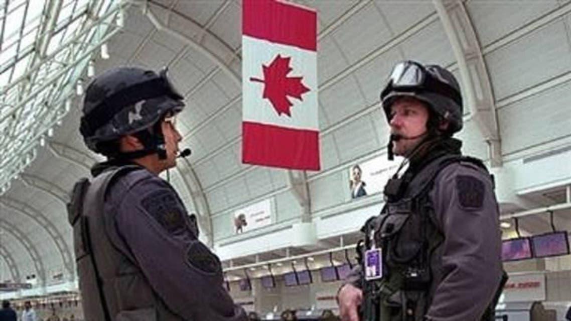 الشرطة الكندية 3