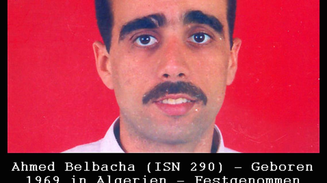 الجزائري أحمد بلباشا