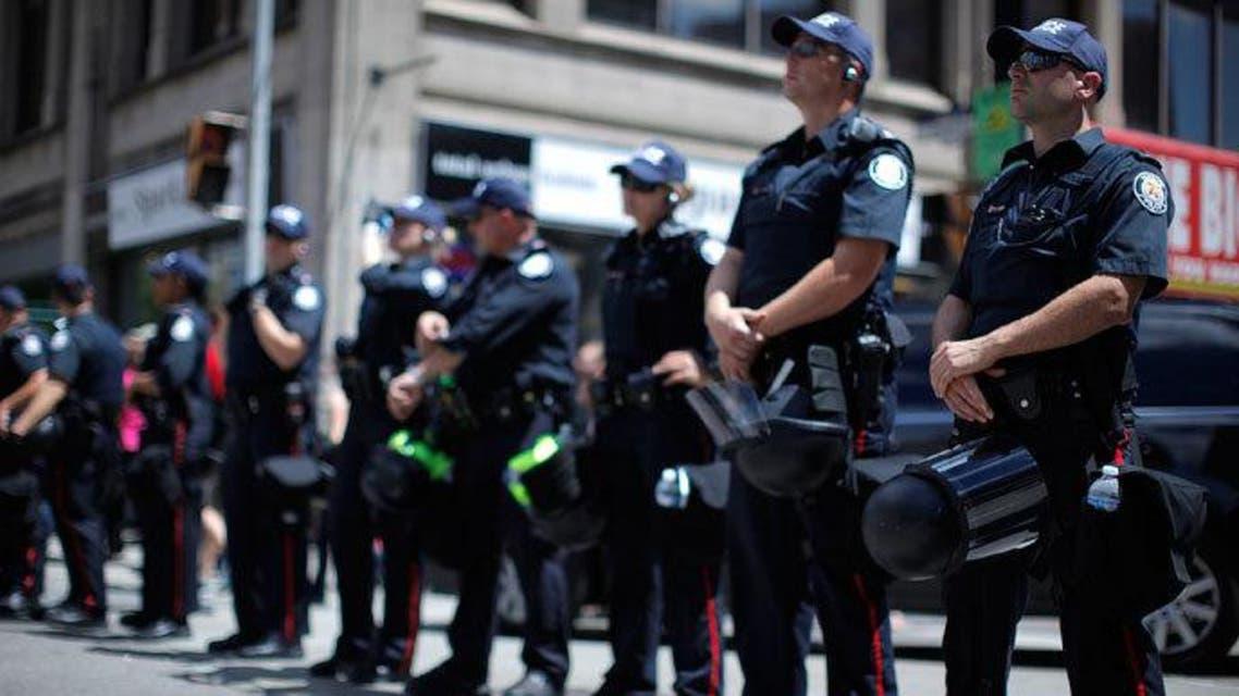 Canada police AFP