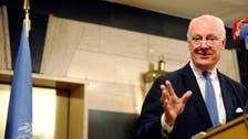 Russia invites U.N. envoy to Syria peace talks