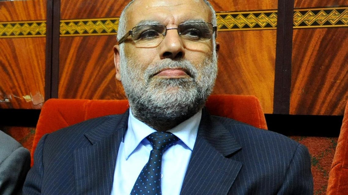 وزير الدولة المغربي المتوفي