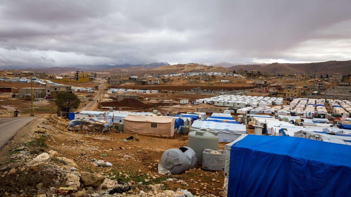 Lebanon Arsal AFP