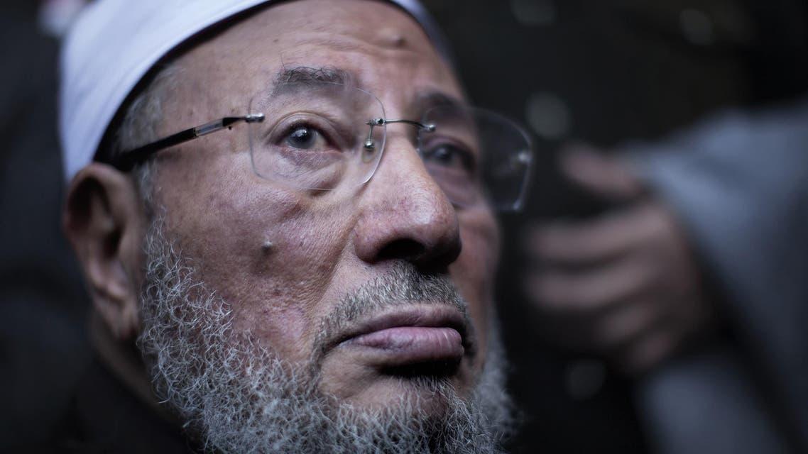Sheikh Yussef al-Qaradawi Qatar Egypt Turkey AFP Muslim Bortherhood