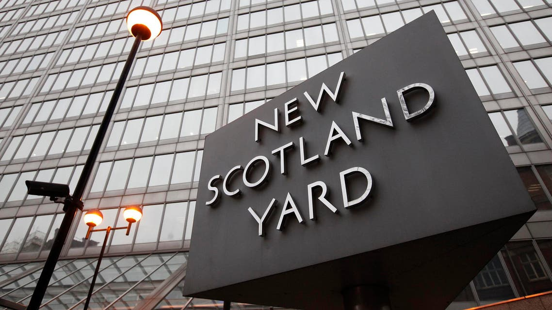scotland yard london police reuters