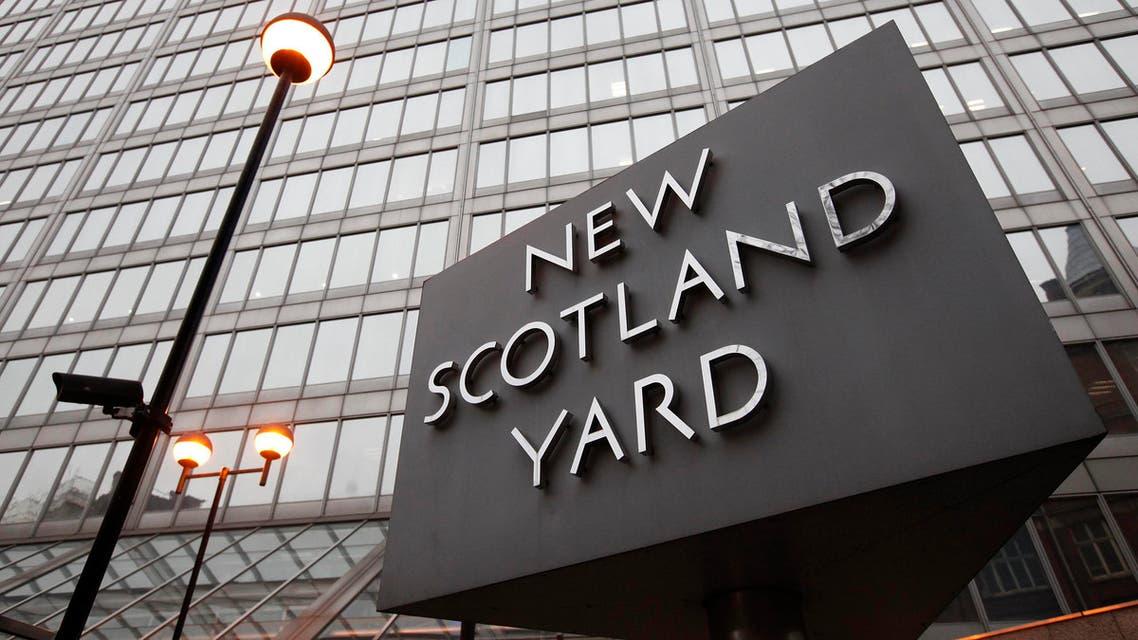 scotland yard london police reuters