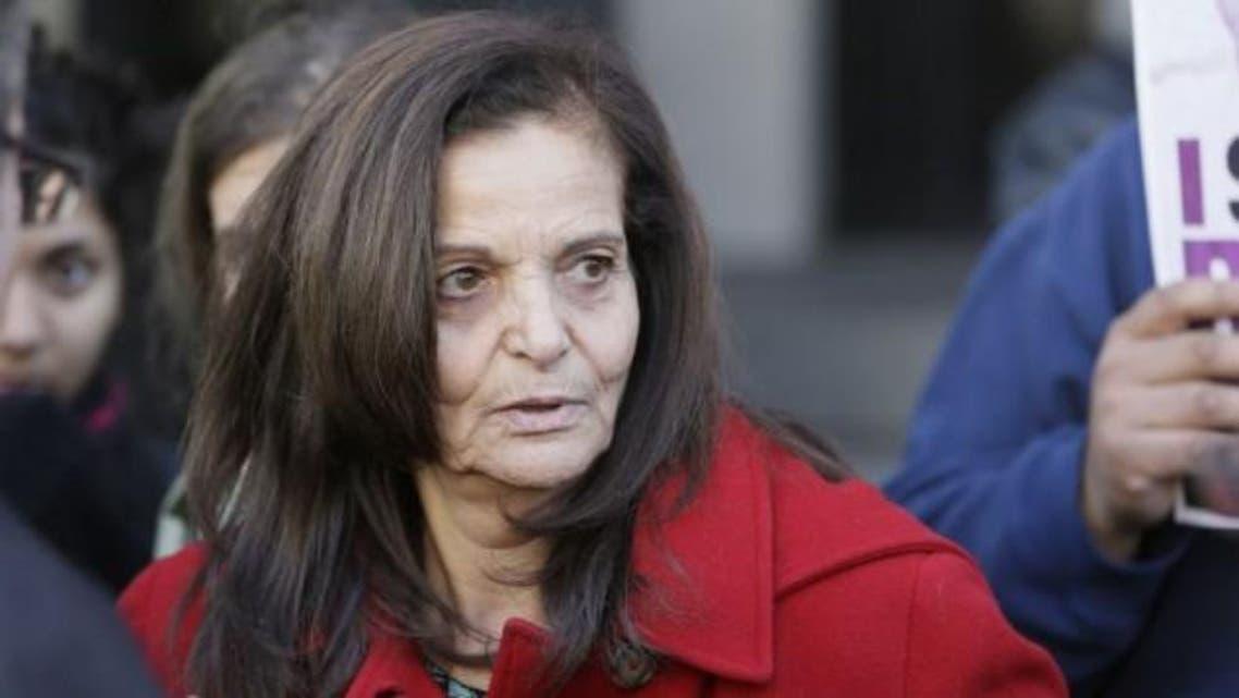 Rasmieh Odeh - Photo courtesy: AP