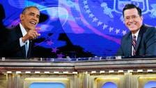 أوباما يترك جواربه على الأرض وعائلته تسخر من أذنيه