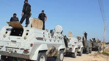الشرطة المصرية تقتل 6 إرهابيين في تبادل لإطلاق النار بالواحات