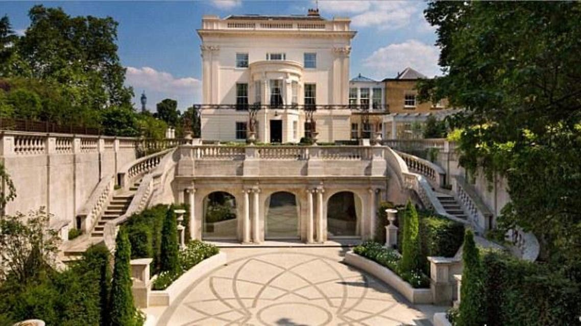 qatar london mansion