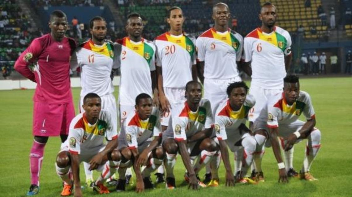 While the evening news would suggest that hazmat suits are the new emblem of the Ebola-infected countries, there is one nation trying to make the red, yellow and green strip of their national football team the new totem