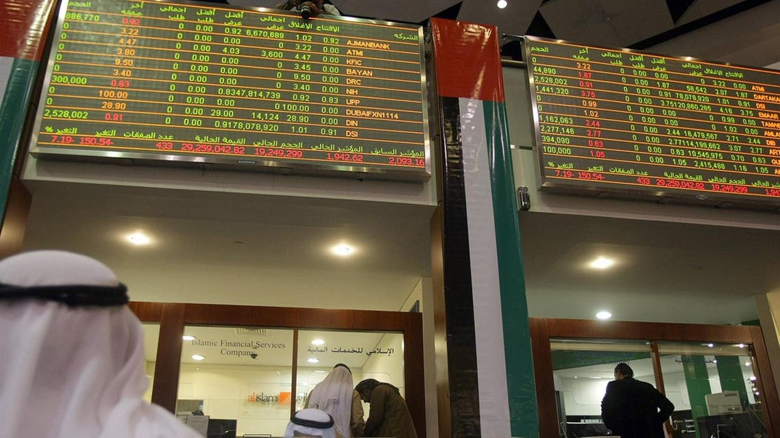 Abu Dhabi Global Market AFP