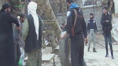 اشتباكات في مدينة حلب وريفها الشمالي وريف حمص