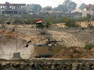 #الجيش يصفي 29 إرهابياً ويدمر مقراتهم بسيناء