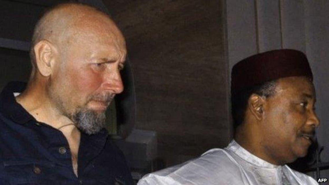 AFP _ Serge French hostage