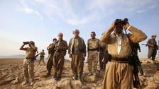Kurdish forces attack ISIS west of Kirkuk