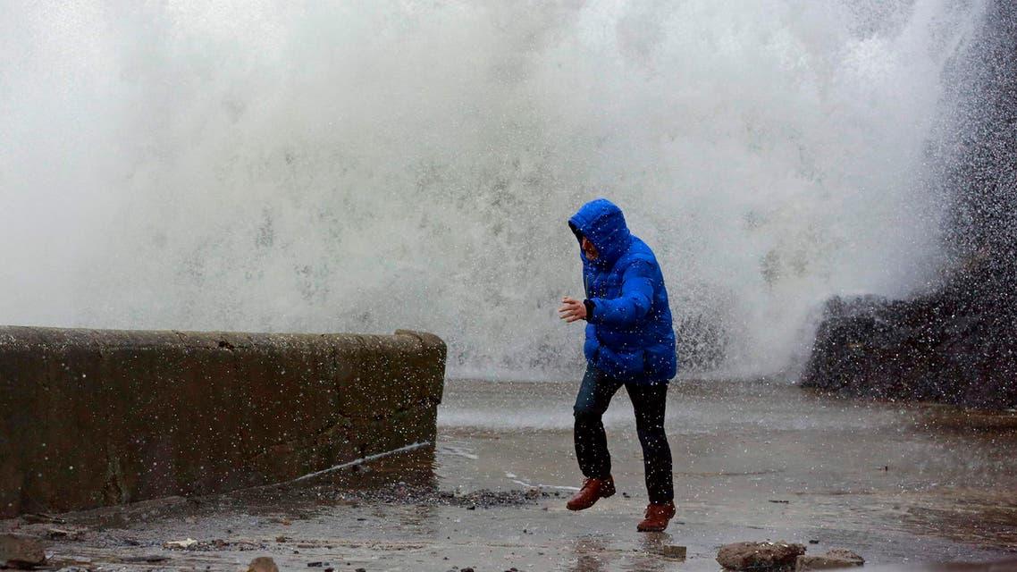 امطار سكتلندا