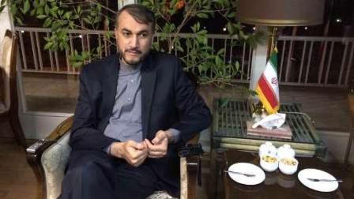 مساعد وزیر الخارجیة الإيراني حسین أمیر عبداللهیان