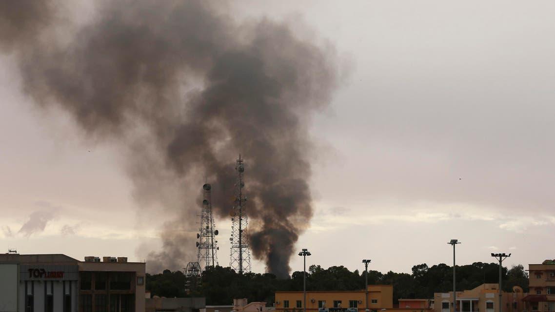 اشتباكات بنغازي 3