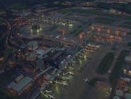 عطل في أنظمة المراقبة يغلق المجال الجوي فوق لندن