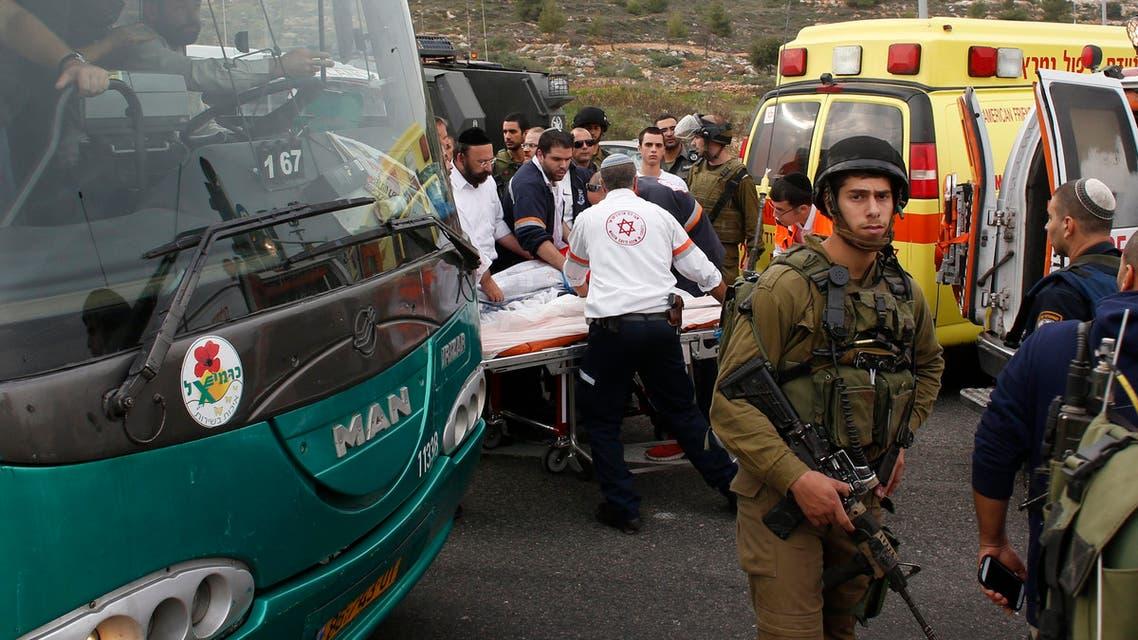 Neve Daniel West Bank Reuters