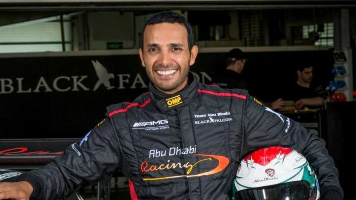 Khaled al Qubaisi - Photo courtesy: dubaiautodrome.com
