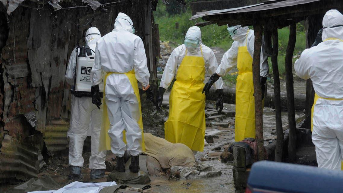 Ebola reuters