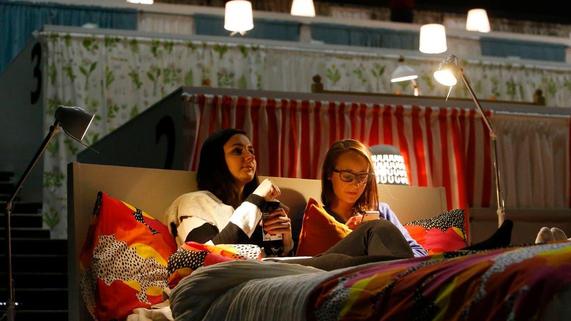 Ikea Russian cinema reuters