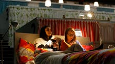 Movie slumber party: Beds replace theater seats in Russia