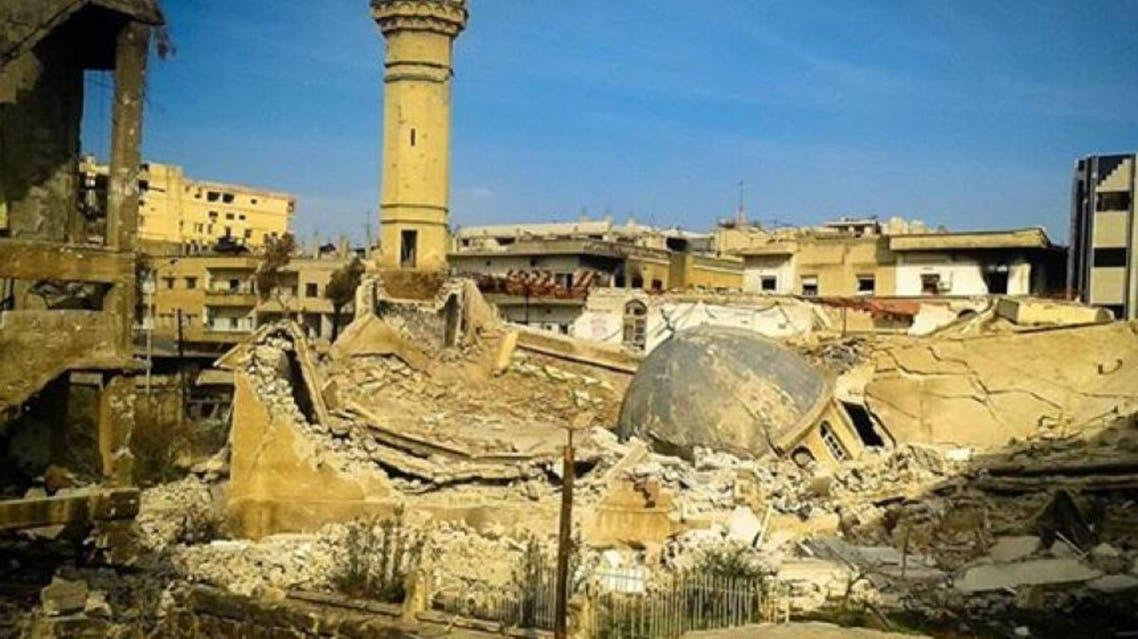 مسجد درعا
