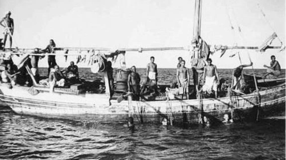 pearl diving saudi gazette