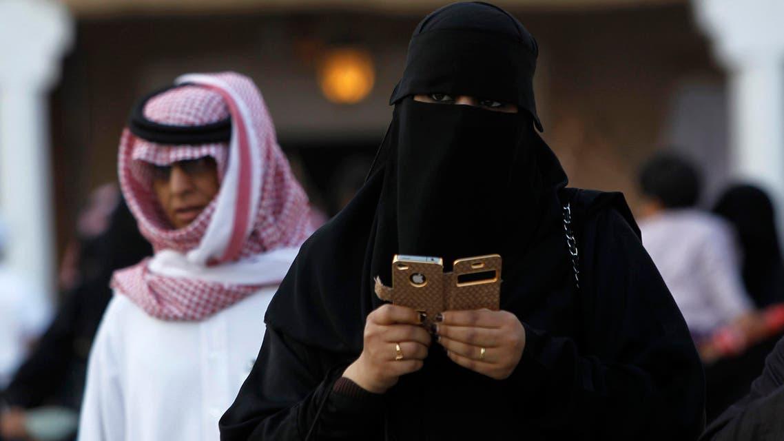 niqabi women reuters