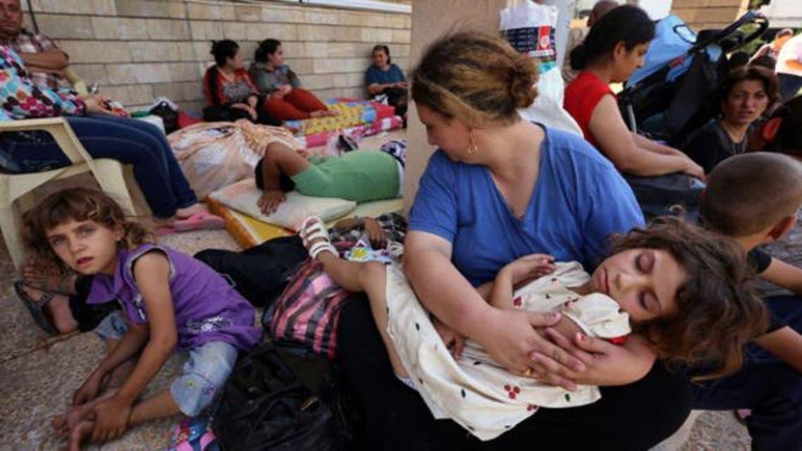 """ضحايا """"داعش"""" المهجرين 3"""