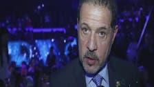 ياسر محمود عباس: نحتاج للانتصارات وهيثم انتصارنا