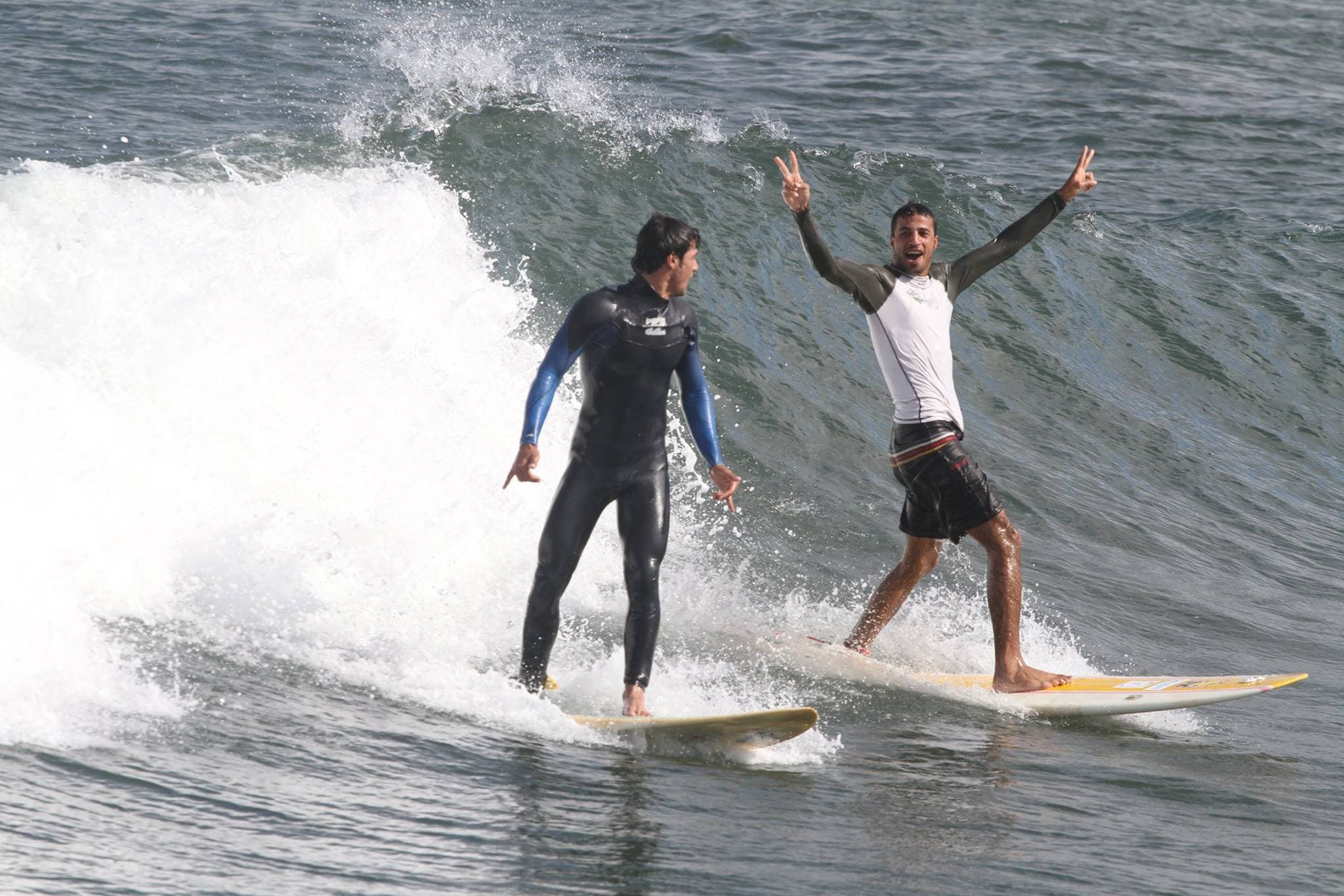 Gaza surf club (FB)
