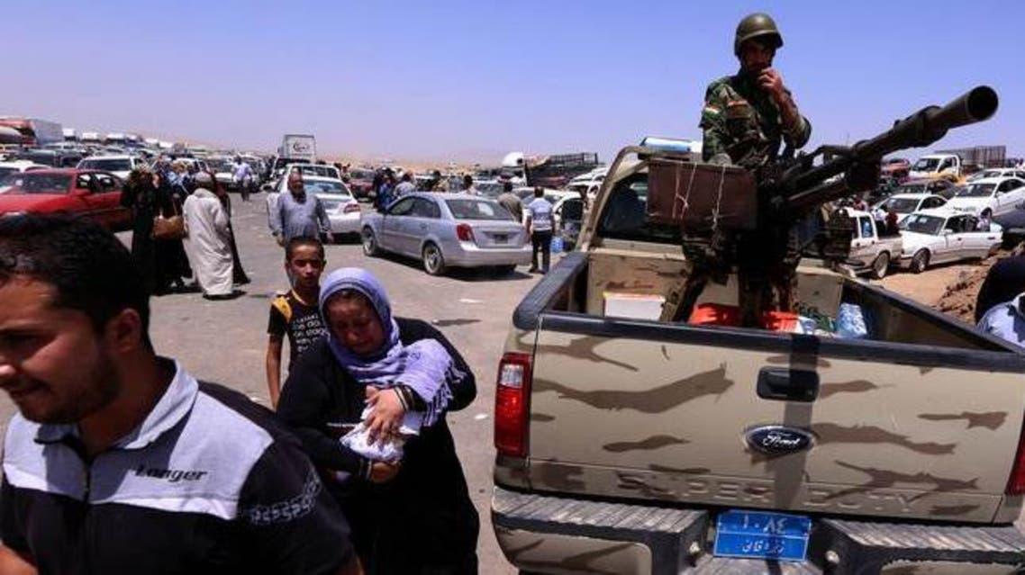 مئات العائلات تنتظر العودة لمنازلها