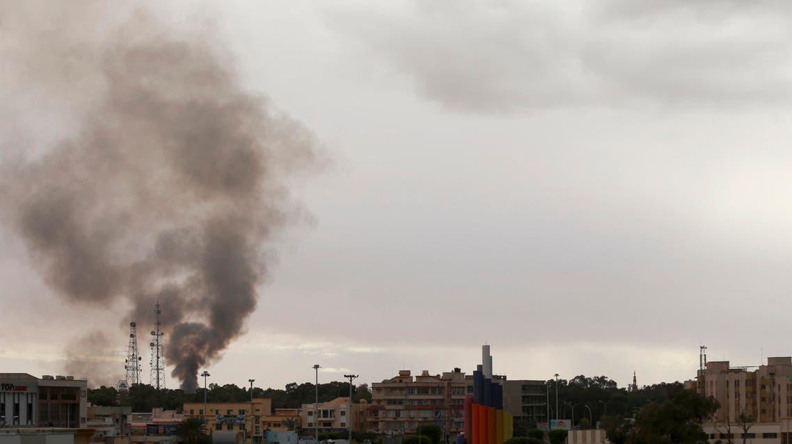 Benghazi Libya REUTERS