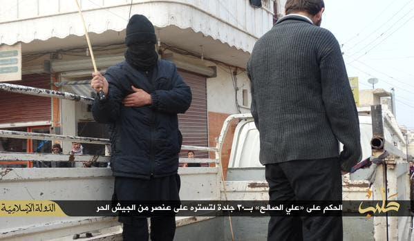 داعش في حلب