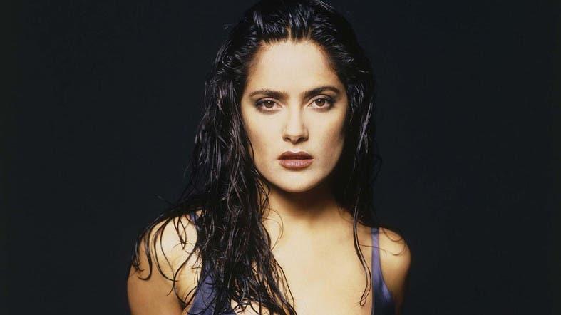 Salma Hayek Wants Arab Women In Hollywood - Al Arabiya English-2410