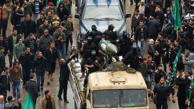 مصادر: مصر تهدد حماس بوقف رعاية أي تهدئة إذا استمرت الصواريخ